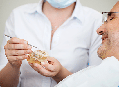 The importance of replacing a missing tooth   Sublime Dental   Sydney CBD